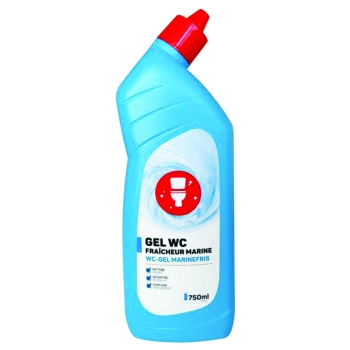 Détartrant gel WC 750 ml