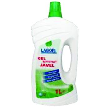 Gel nettoyant Javel sans rinçage 1 L