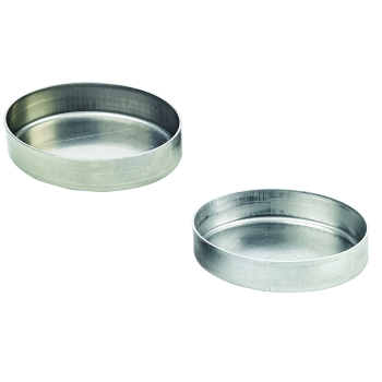 Tartelette ovale - Inox