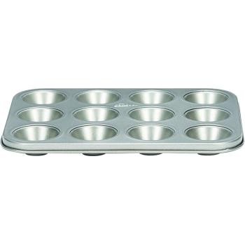 Plaque 12 mini muffins, quiches, tartelettes