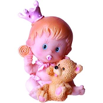 Bébé couronne - 5 cm
