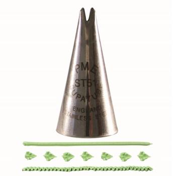 PME - Douille décorative supatube 51