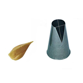 Douille en acier Inox - Silikomart
