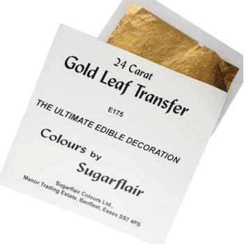 Feuille d'or - 24 Carat