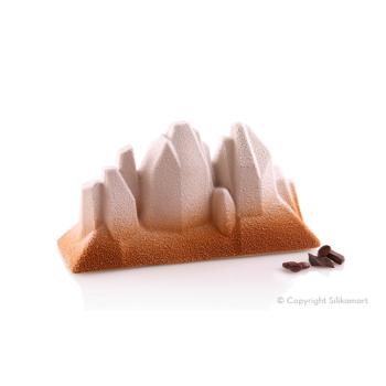 Moule Montagne (TRE CIME 650) - 650 ml - En collaboration avec Martin Troi