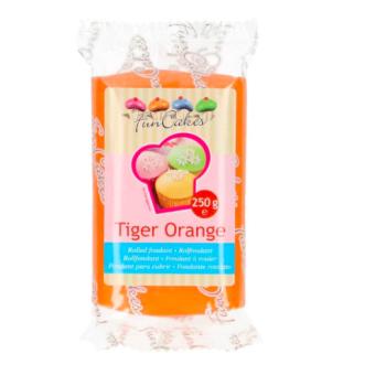 FunCakes Fondant - Orange  Halal / Casher