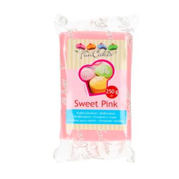 FunCakes Fondant - Sweet Pink  Halal / Casher