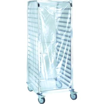 Housse de protection jetable polyéthylène 2 - 60 microns -40 unités