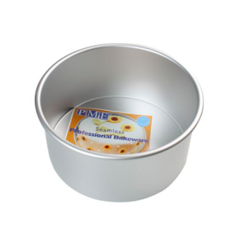 Moule rond ultra profond - 178 mm x 77 mm