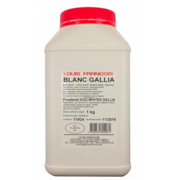 Blanc Gallia - 1KG- casher