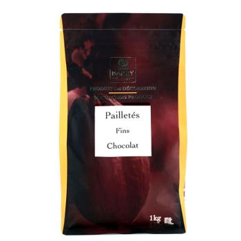 PAILLETÉ FIN CHOCOLAT - SACHET DE 5KG