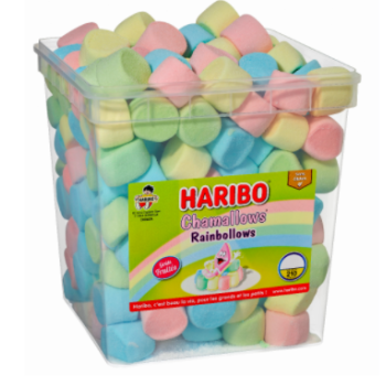 CHAMALLOWS RAINBOLLOWS - X 210 - HARIBO
