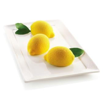 """Moule silicone - 6 citrons """"Delizia al Limone"""" -  6x106 ml"""
