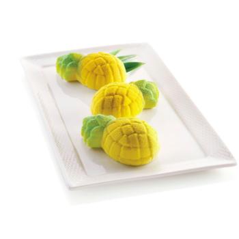 Moule en silicone - Mini Ananas - 5x105 ml