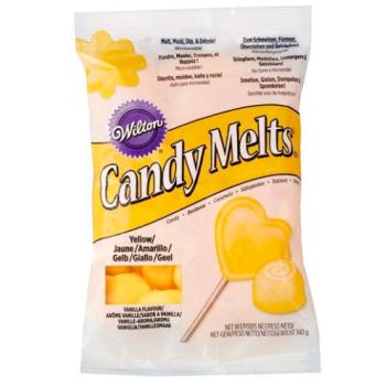 Candy Melts - Jaune - 340g