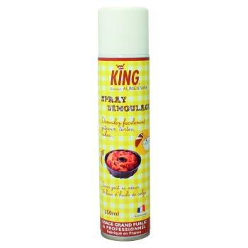 Bombe de graisse - Spray de Démoulage - 250 ml - TOUT PUBLIC