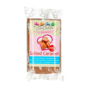 FunCakes Fondant - Goût Caramel au Beurre salé  Halal / Casher