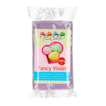 FunCakes Fondant - Violet  Halal / Casher