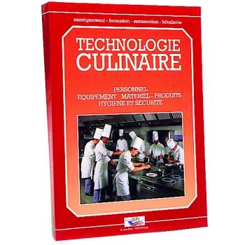 Technologie culinaire (formation en restauration et hôtellerie)