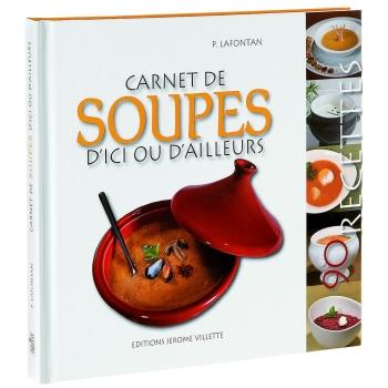 Carnet de soupes - Paulette LAFONTAN
