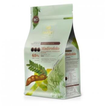 CHOCOLAT DE COUVERTURE NOIR MADIROFOLO 65% - 1KG