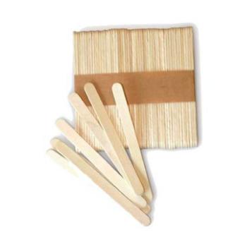 Bâtonnets esquimaux bois - 100 unités