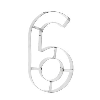 Number Cake - 6 et 9