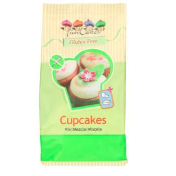 Préparation pour CupCakes sans Gluten  - 500g - Halal