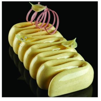 Le Torte di Emmanuele - Honorè - en collaboration avec Emmanuele Forcone - 1 000 ml