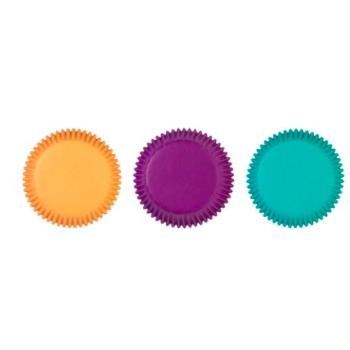 Assortiment de Caissettes en couleurs - WILTON