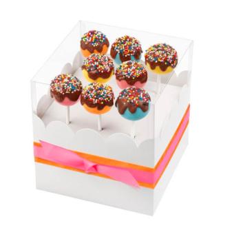 Boîte Cake Pops - Wilton