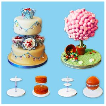 Kit gâteau suspendu et sphère CakeFrame