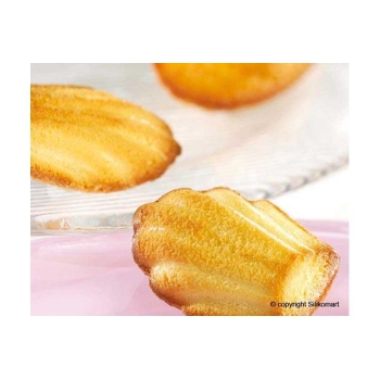 "SF032 - Moules flexibles ""Silicon Flex"": 9 madeleines"