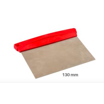 Coupe-pâte inox - 13 cm