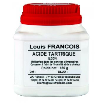 Acide Tartrique - 150g - Louis François