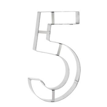 Number Cake - 5