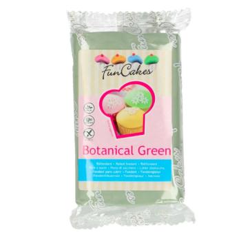 FunCakes Fondant - Vert Botanique Halal / Casher