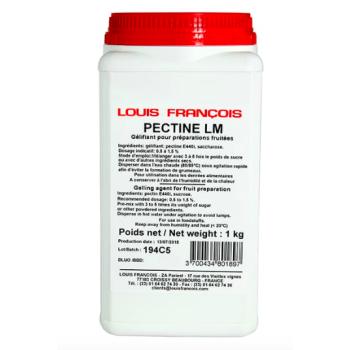 PECTINE LM  - 1KG - LOUIS FRANÇOIS