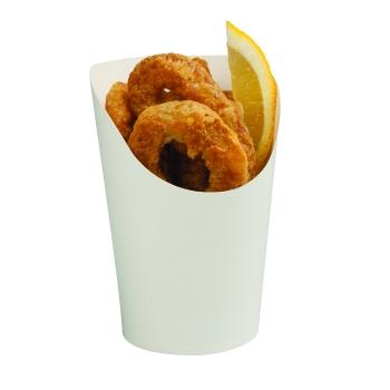 Pots Wraps et frites - P/1000