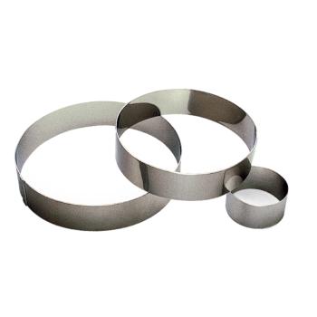 Cercle à mousse - Hauteur 4,5 cm