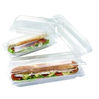 Boîte sandwich baguette