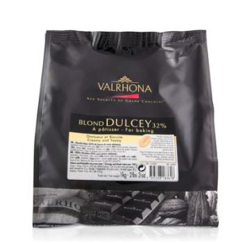 Blond Dulcey 32% - Valrhona : 1KG  ou  500 GRAMMES