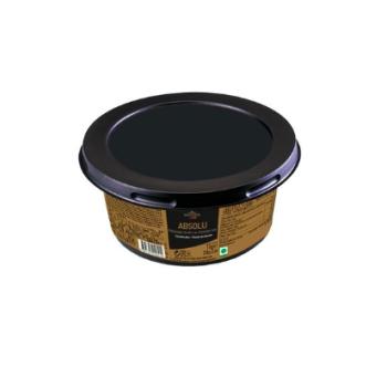 Absolu tendre nappage noir 39% - Valrhona