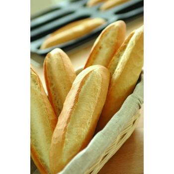 Moule Silform - Mini-Baguettes