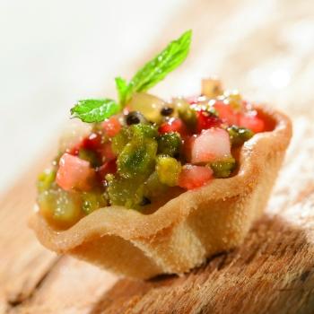Moule Silform - Tartelette cannelée 2