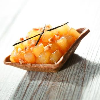 Moule Silform - Tartelette  carrée