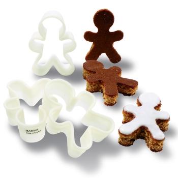 Découpoir Exoglass Gingerbread Man