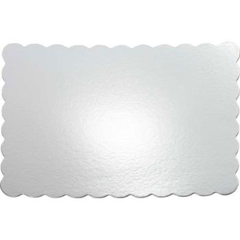 Plateaux à gâteaux Argent - 33 x 48,2 cm