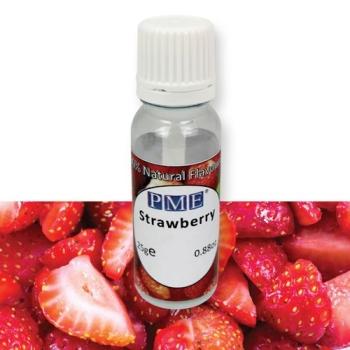 Arôme fraise 100% naturel - 25g - Casher