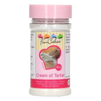 Crème de tartre - Funcakes - 80g